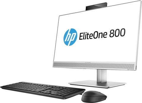 AiO HP EliteOne 800 G4 24 FullHD IPS Intel Core i5-8500 6-rdzeni 8GB DDR4 1TB HDD Windows 10 Pro +klawiatura i mysz